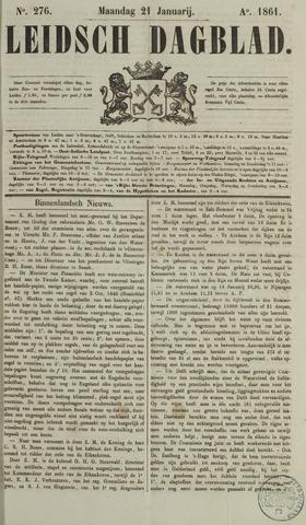 Leidsch Dagblad 1861-01-21