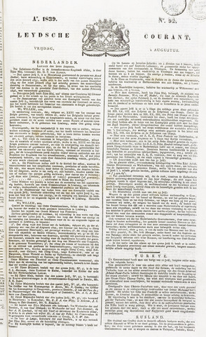 Leydse Courant 1839-08-02