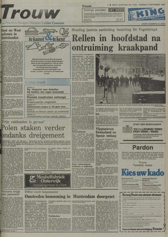 Nieuwe Leidsche Courant 1980-09-09
