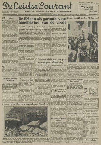 Leidse Courant 1955-03-02