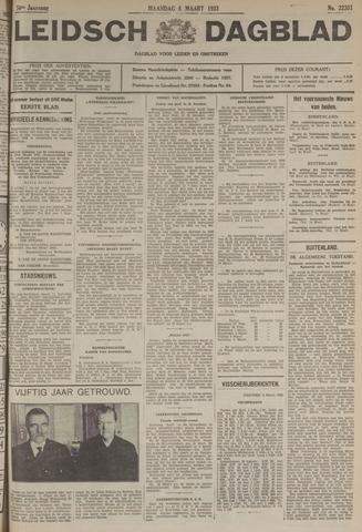 Leidsch Dagblad 1933-03-06