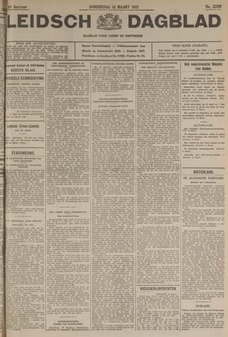 Leidsch Dagblad 1933-03-16