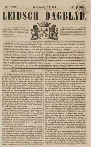 Leidsch Dagblad 1864-05-11