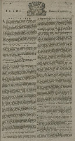 Leydse Courant 1736-10-08