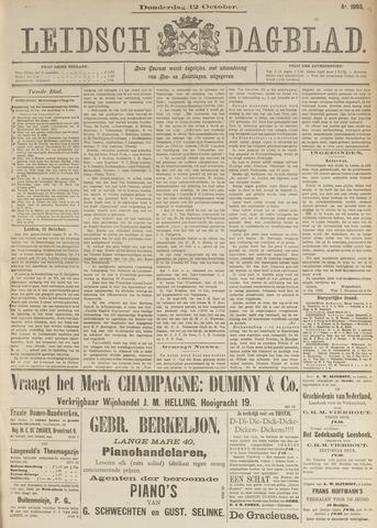 Leidsch Dagblad 1893-10-12