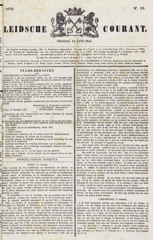 Leydse Courant 1872-01-12