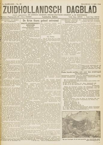 Zuidhollandsch Dagblad 1944-05-15