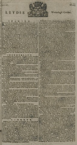 Leydse Courant 1727-10-15