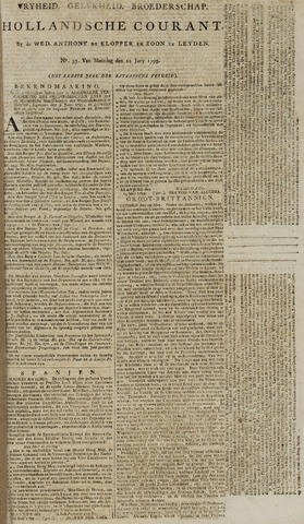 Leydse Courant 1795-06-22