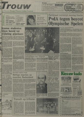 Nieuwe Leidsche Courant 1980-02-04