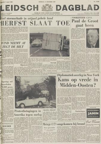 Leidsch Dagblad 1967-10-17