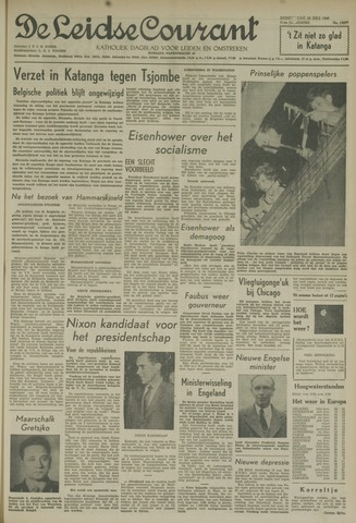 Leidse Courant 1960-07-28