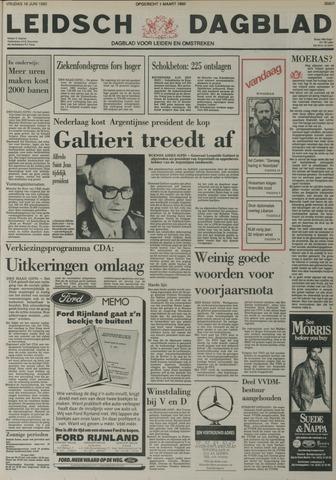 Leidsch Dagblad 1982-06-18