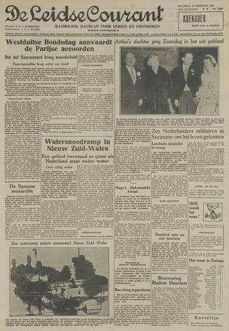 Leidse Courant 1955-02-28