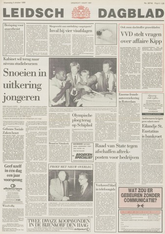 Leidsch Dagblad 1988-10-05