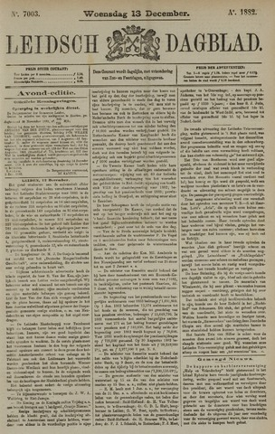 Leidsch Dagblad 1882-12-13