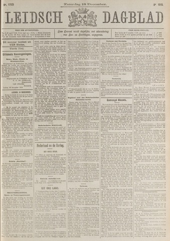 Leidsch Dagblad 1915-12-18