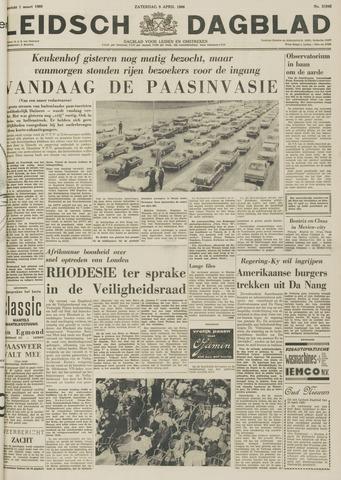 Leidsch Dagblad 1966-04-09