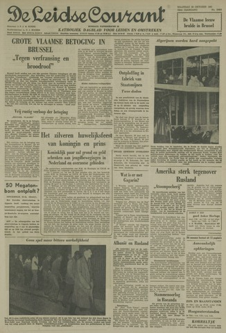 Leidse Courant 1961-10-23