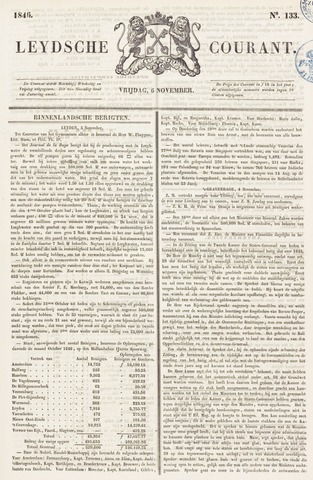 Leydse Courant 1846-11-06