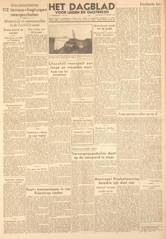 Dagblad voor Leiden en Omstreken 1944-03-27
