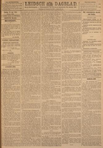 Leidsch Dagblad 1923-06-16