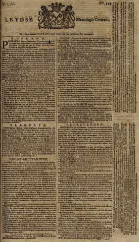Leydse Courant 1777-10-20