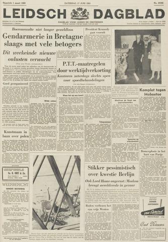 Leidsch Dagblad 1961-06-17