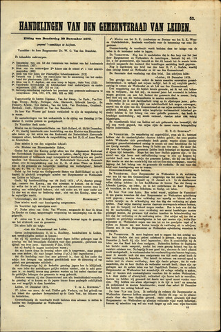 Handelingen van de Raad 1875-12-30