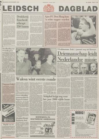 Leidsch Dagblad 1990-11-26