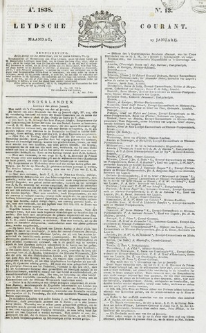 Leydse Courant 1838-01-29