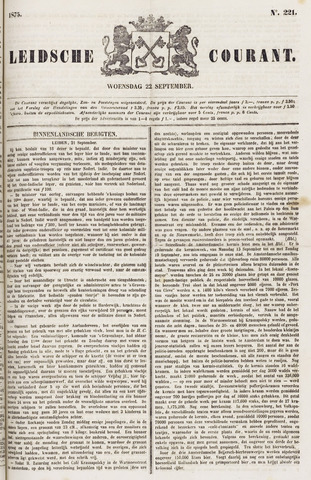 Leydse Courant 1875-09-22