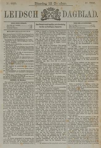 Leidsch Dagblad 1880-10-12