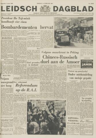 Leidsch Dagblad 1967-02-14