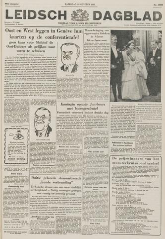 Leidsch Dagblad 1955-10-29