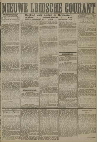 Nieuwe Leidsche Courant 1921-04-08