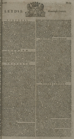 Leydse Courant 1726-10-07