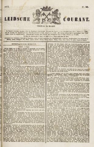 Leydse Courant 1873-03-14