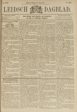 Leidsch Dagblad 1893-04-08