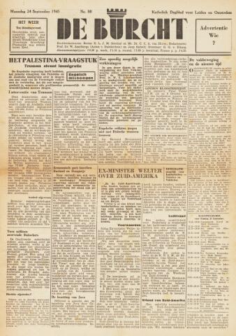De Burcht 1945-09-24