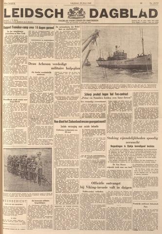 Leidsch Dagblad 1949-07-29