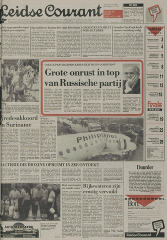 Leidse Courant 1989-07-22