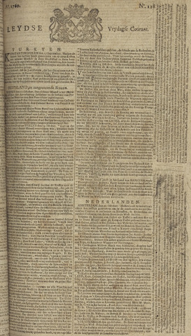 Leydse Courant 1760-10-24
