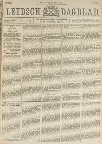 Leidsch Dagblad 1894-01-08