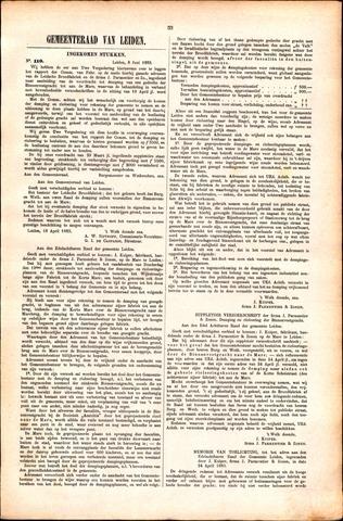 Handelingen van de Raad 1883-06-08