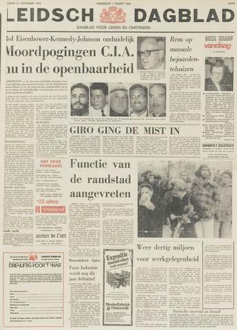 Leidsch Dagblad 1975-11-21