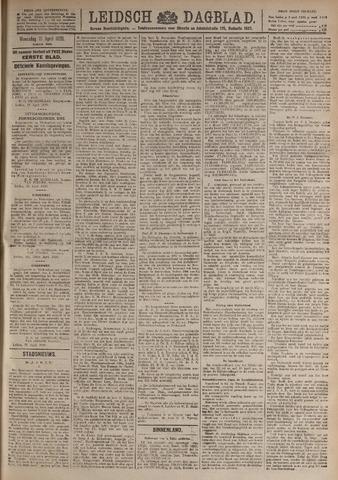 Leidsch Dagblad 1920-04-21