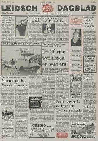 Leidsch Dagblad 1985-04-12