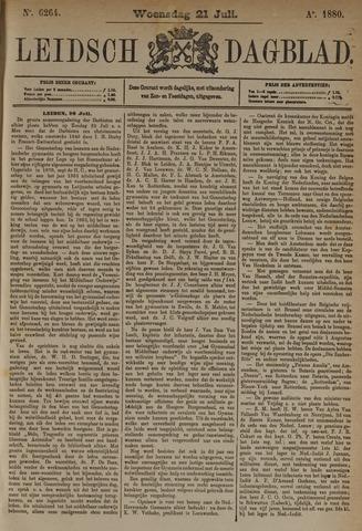 Leidsch Dagblad 1880-07-21