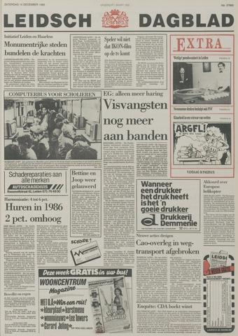 Leidsch Dagblad 1985-12-14